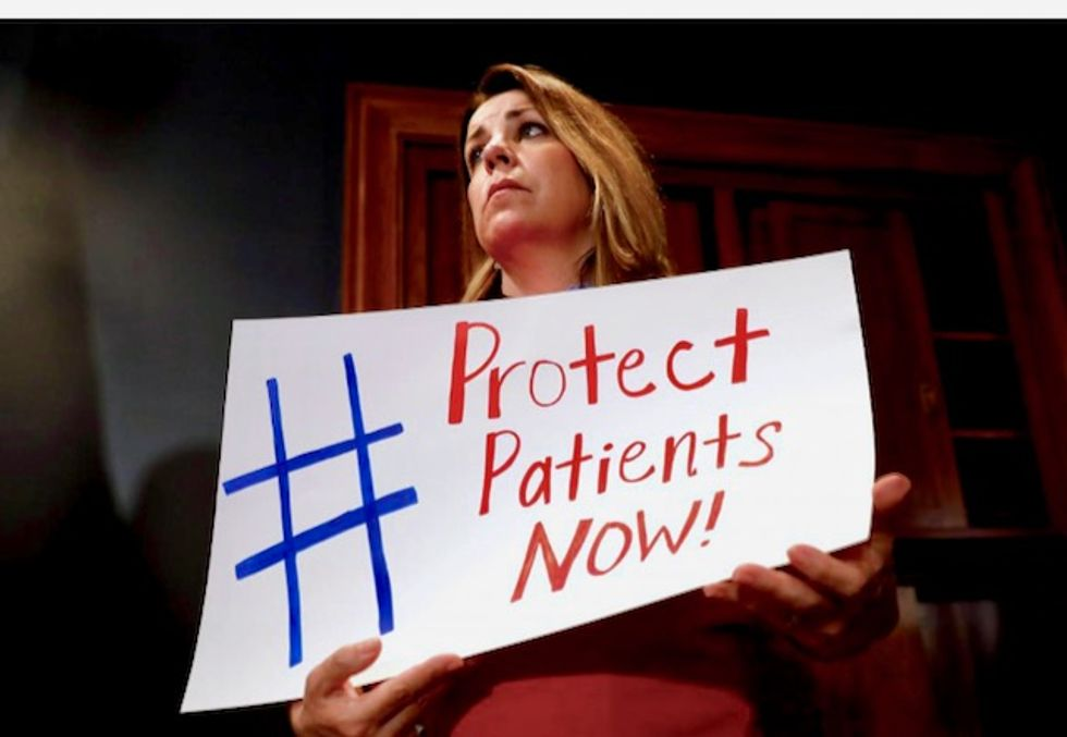 US Democratic campaigns target healthcare as Republican weak spot: Reuters poll