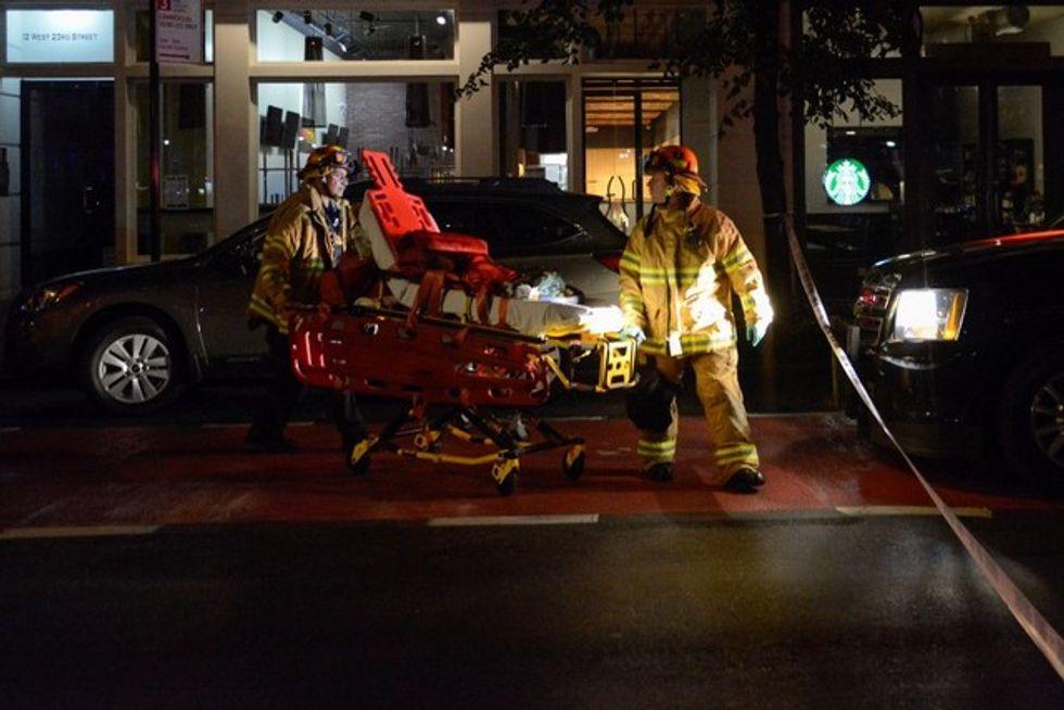 Pressure cooker device found near site of Manhattan explosion: CNN