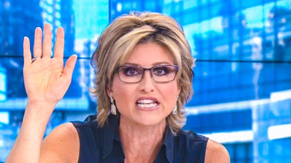 CNN's Ashleigh Banfield picks Twitter fight with the wrong Joe Walsh