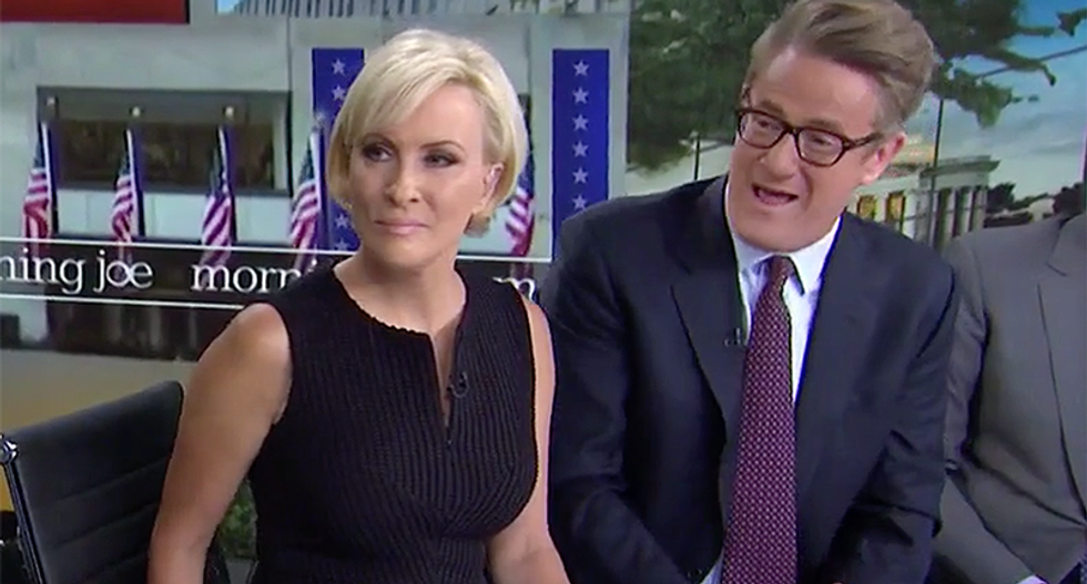 WATCH: Morning Joe unloads on McConnell and Ryan for pleading impotence while Trump kills DACA