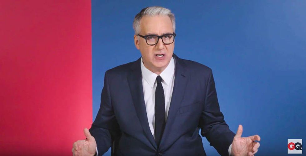 Olbermann slams Trump's Muslim ban: A 10-year-old knows this is the 'greatest possible gift to ISIS'