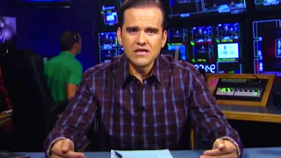 End-times broadcaster tells viewer: Yes, Obamacare is readying us for Mark of the Beast