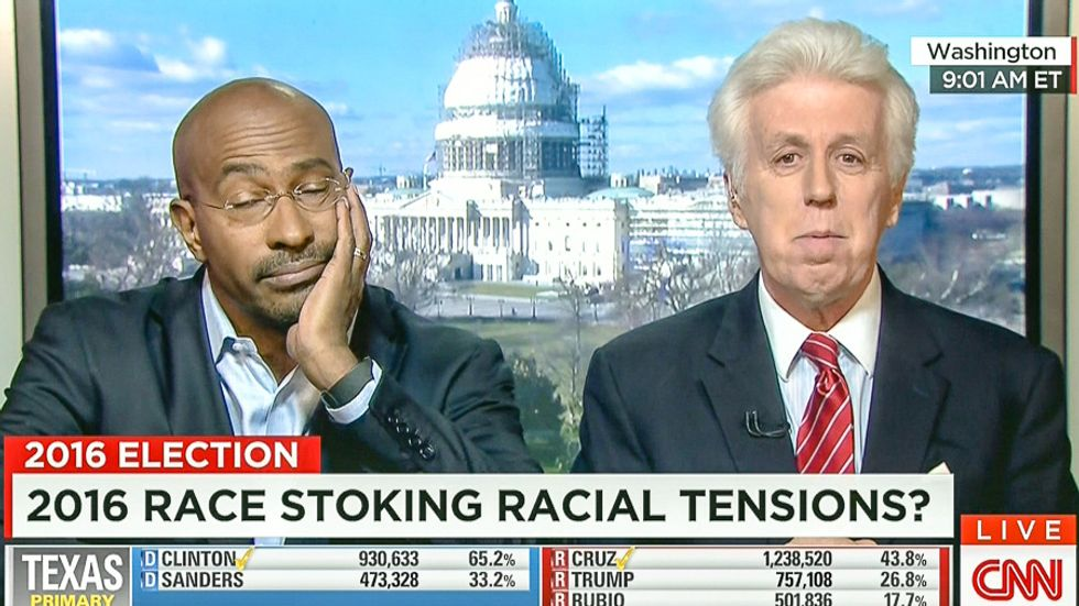 Van Jones hammers Jeffrey Lord: The KKK 'left the Democratic Party and they joined your party'