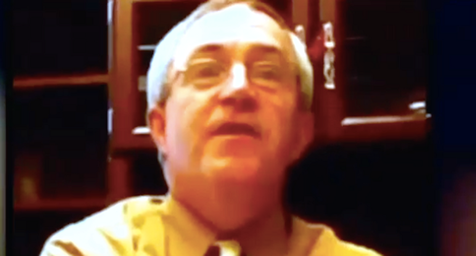 Rhode Island principal retires after video shows him laughing about 'taking care of n*ggers and k*kes'