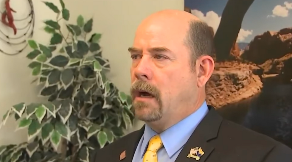 Arizona Republican busted for proposing bill that will benefit his personal business: 'I don't benefit that much'