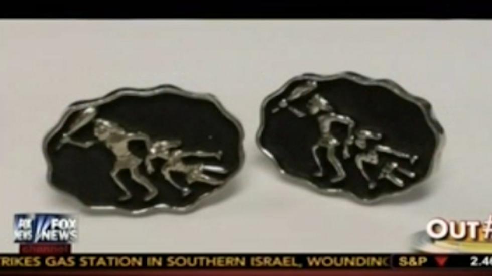 Caveman rapist accessories are a huge hit on Fox News