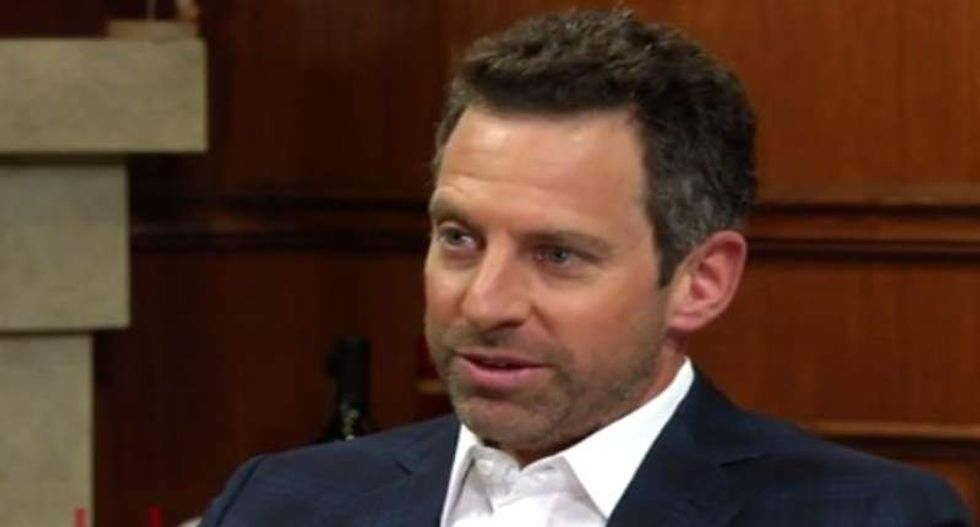 Sam Harris defends profiling Muslims: Jerry Seinfeld shouldn't be treated like someone resembling bin Laden