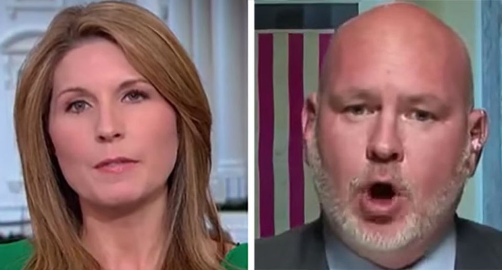 Nicolle Wallace compares Trump's 'ignorance is bliss' philosophy to Sarah Palin seeing Russia from her house