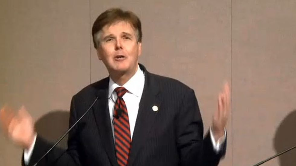 Texas GOP Lt. Gov. candidates agree: More religion needed in science class