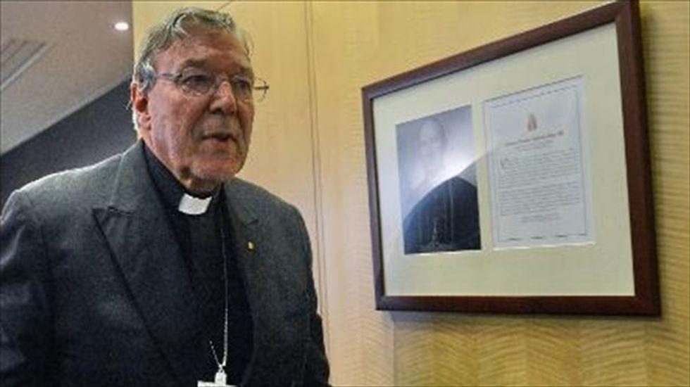 Vatican's new money man confronts 'enormous' reform effort