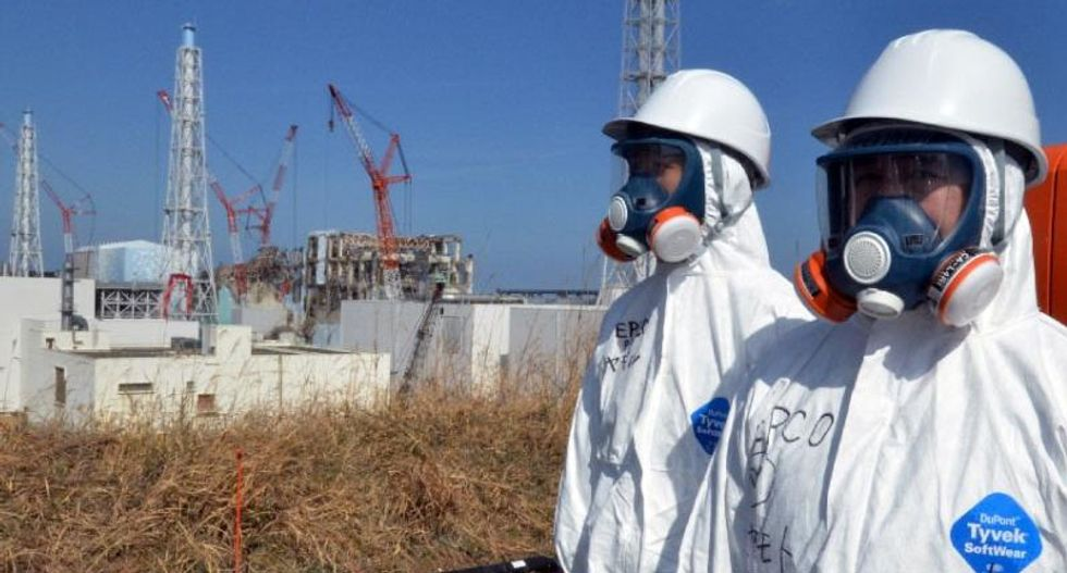 At Fukushima plant, a million-ton headache: radioactive water