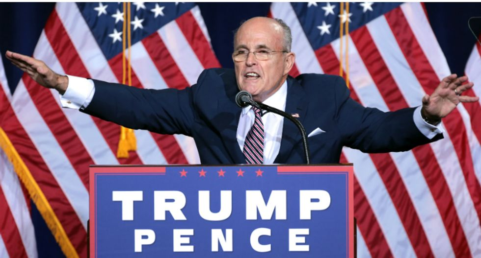 Giuliani is likely behind the latest Hunter Biden fiasco — which raises questions about the credibility of it