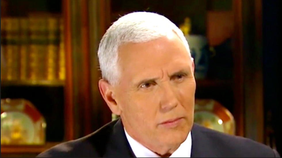 Christian nationalists are betting on Pence -- as Mueller closes in on Trump
