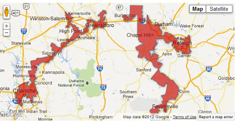 US court says North Carolina gerrymander is illegal -- seeks new congressional map by November