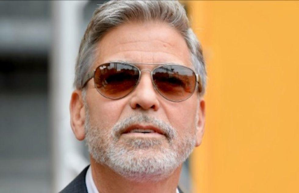 Clooney urges action on Sudan generals' assets