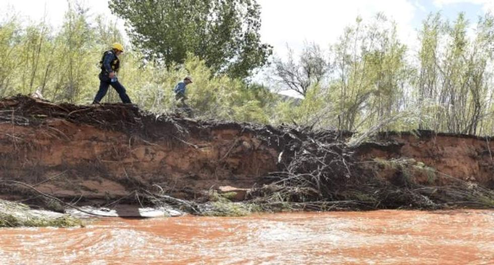 Death toll in Utah flash floods now up to 15