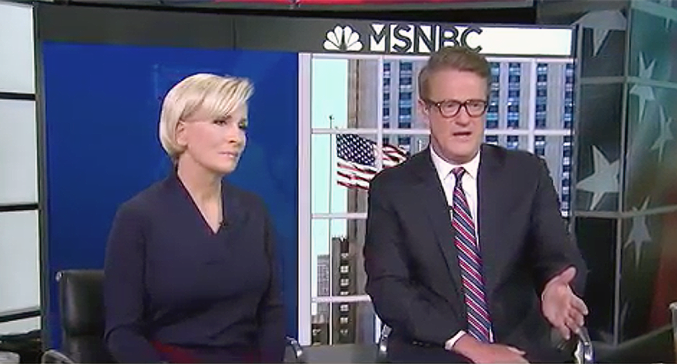 Joe Scarborough warns Trump: CIA can cut your administration to shreds with leaks – and they will