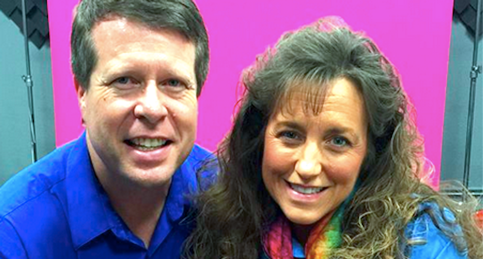 'They're seeing angels and devils at work': Ex-Quiverfull member explains Duggar response to sex abuse