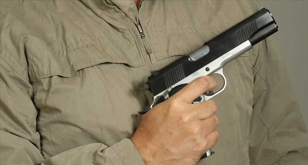 Iowa open-carry nut gunned down mall worker who filed sexual harassment complaints against him