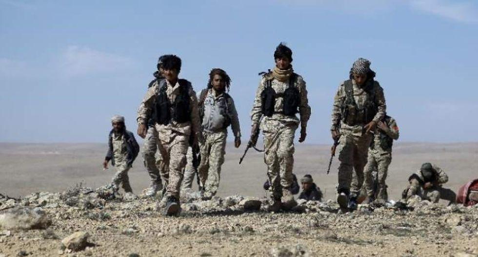 Pentagon denies building air bases in northern Syria