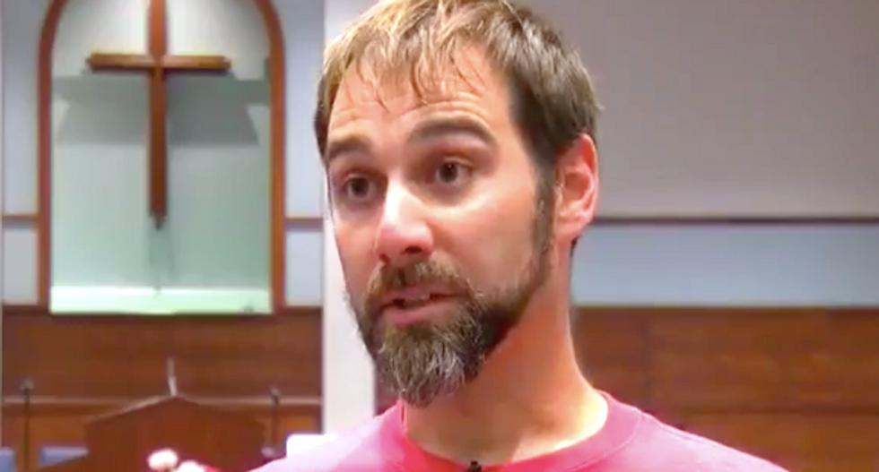 Arkansas pastor admits new law helps him promote his religion in public school