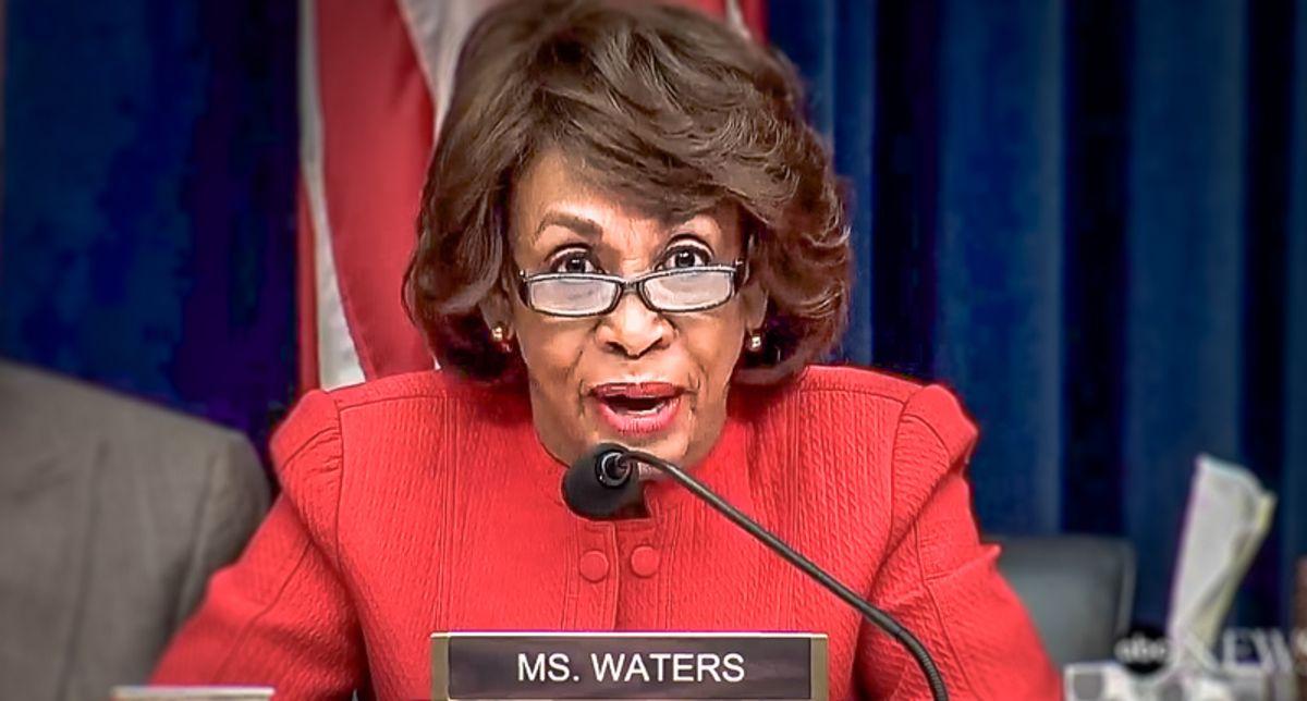 Democrats block GOP attempt to censure Rep. Maxine Waters