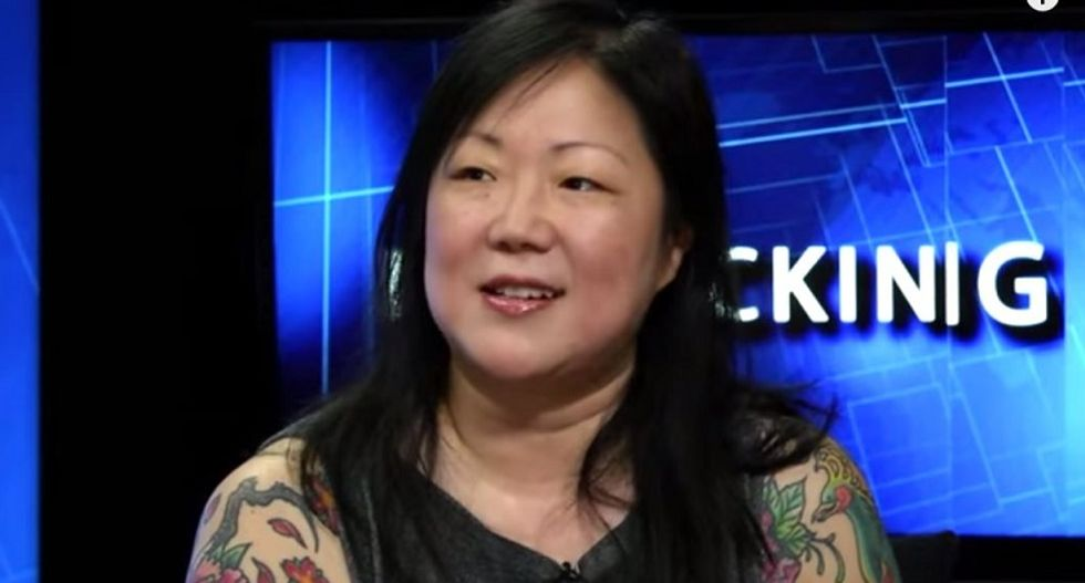 Margaret Cho offers to play Ben Carson with Rosie O'Donnell's Bannon on SNL
