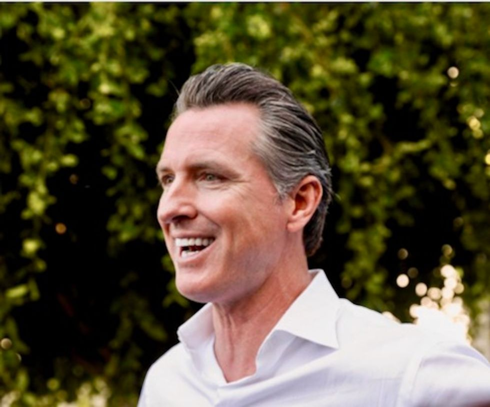 Governor Gavin Newsom to pull national guard troops from California border