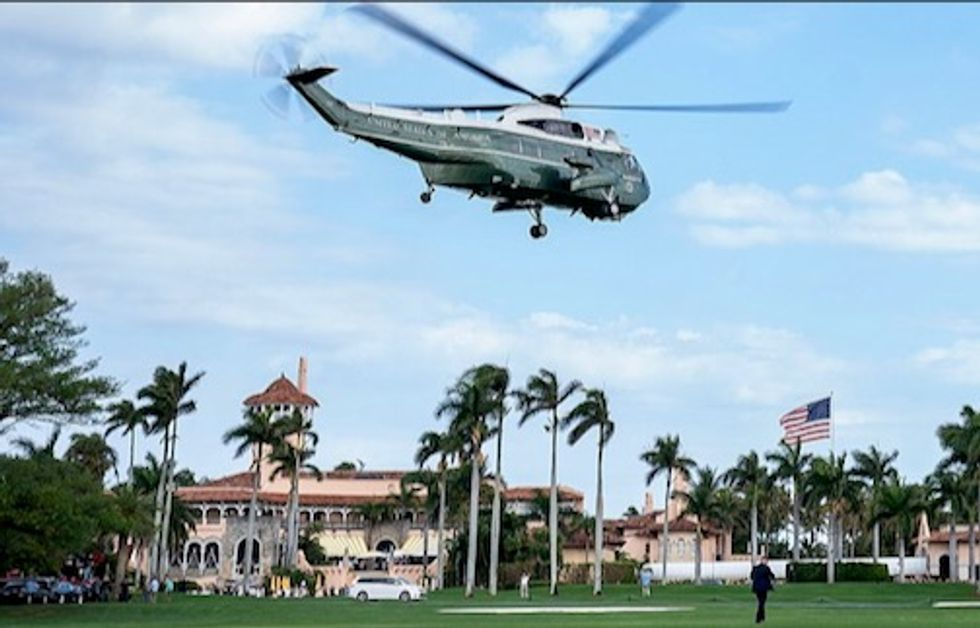 Wisconsin college student slipped past Secret Service at Mar-a-Lago just to see if he could