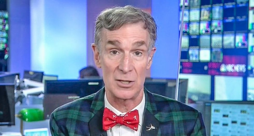 Bill Nye is 'open minded but skeptical' about the two-party system: 'Don't mess this election up'