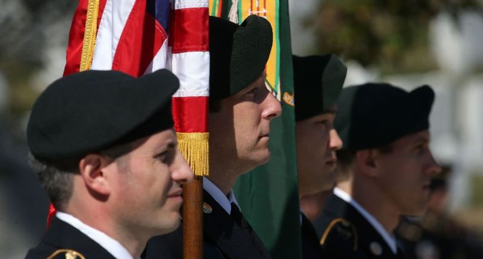 US Army special forces accepts first female Green Beret candidates