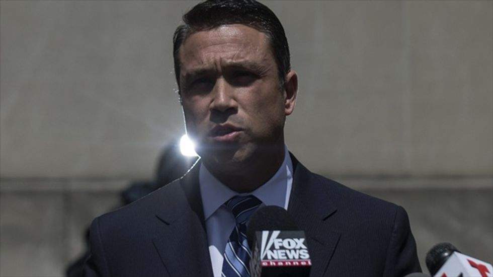 Indicted Republican Michael Grimm to leave House financial services panel