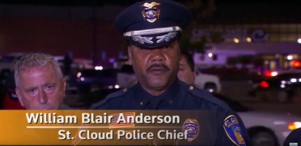 WATCH: Minnesota police chief shames Fox News after they try goading him to bash Somali immigrants