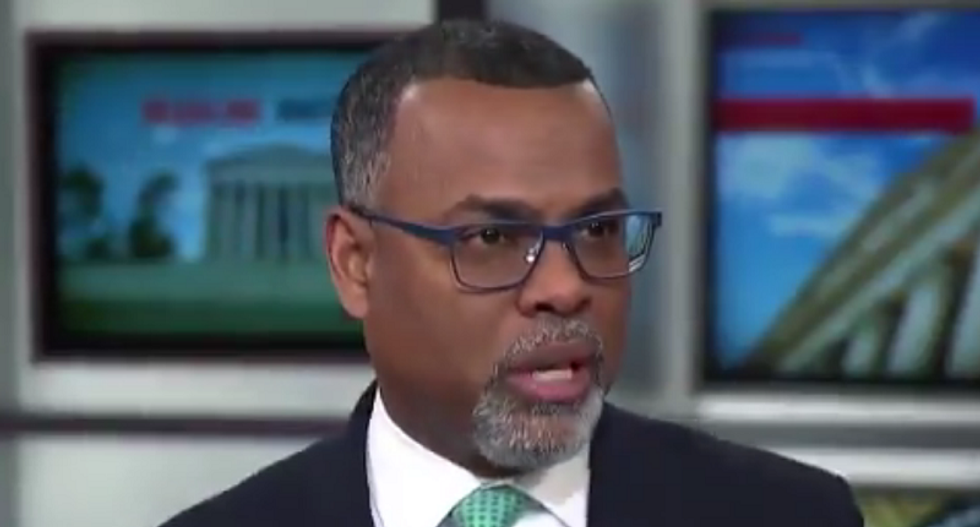 'Cruelty, ignorance, and power': MSNBC analyst explains how Trump is a real-life Don Quixote 'chasing walls'
