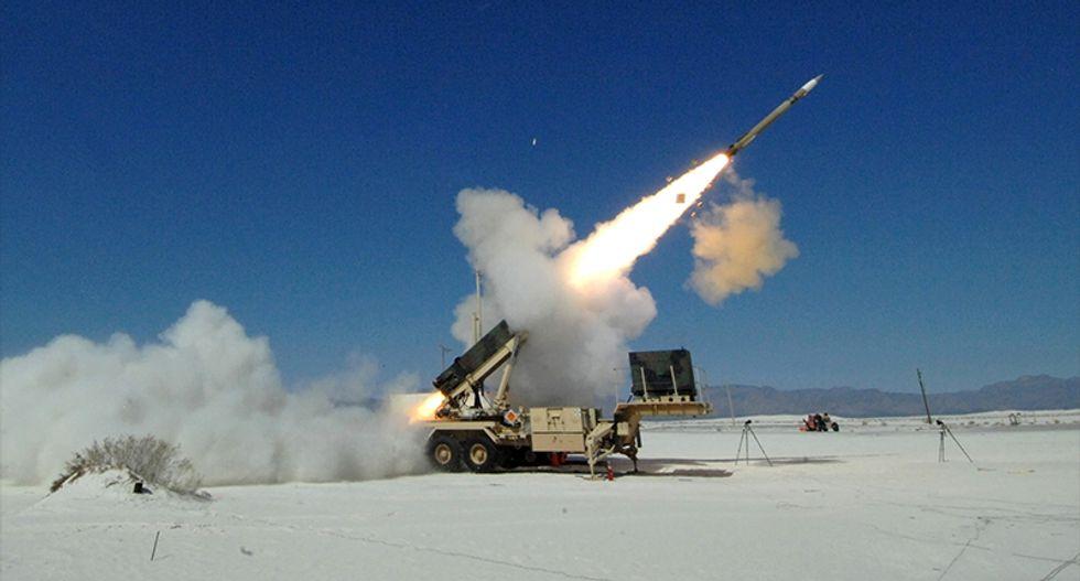 Lockheed Martin wins $1.45 billion contract for Patriot missiles: Pentagon