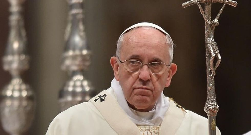 Pope Francis voices sadness over beheadings of Christians in Libya