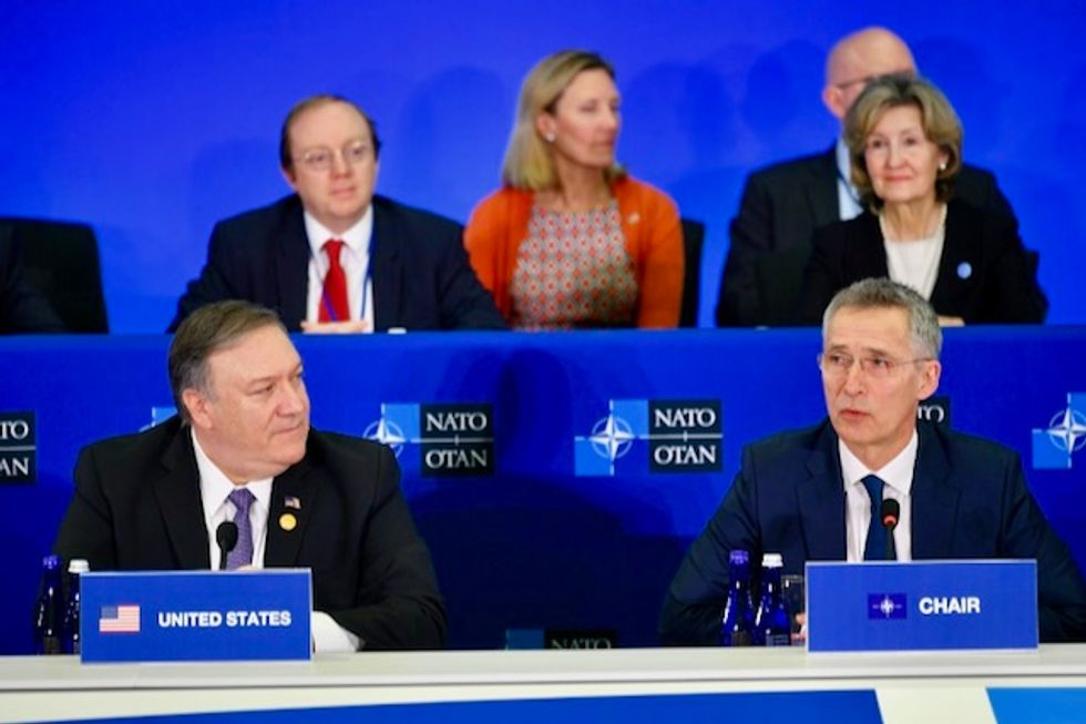 NATO seeks new ways to counter Russia 'aggression'