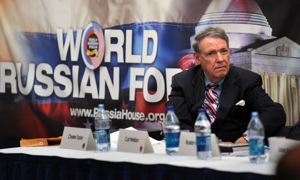 BUSTED: Russian bank owned by ex-GOP congressman loses license over money-laundering scheme