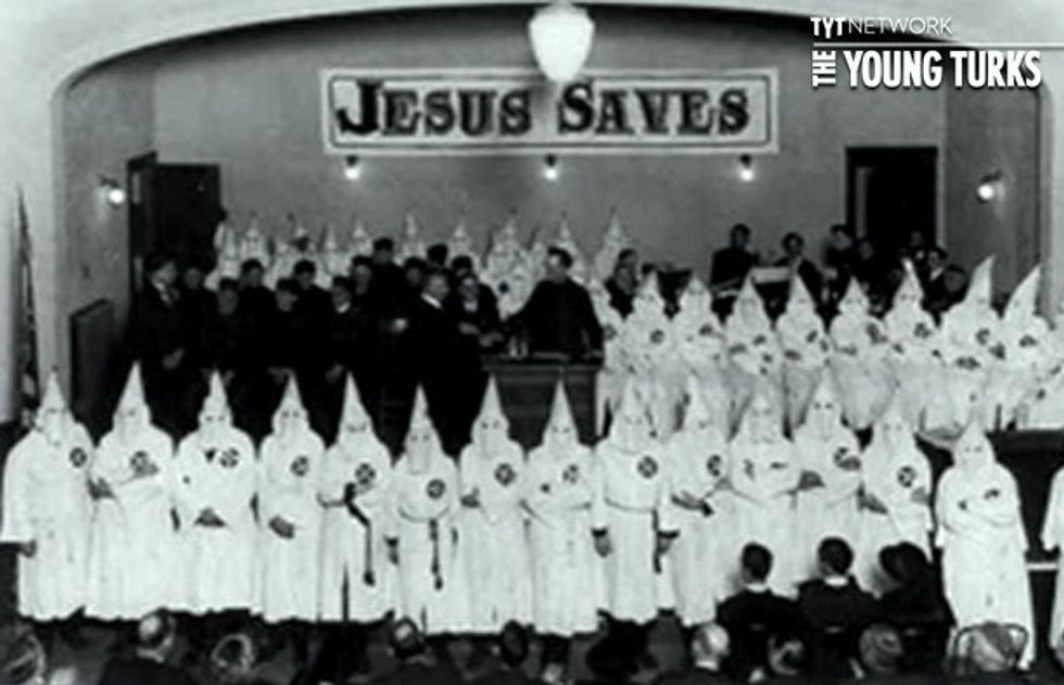 Georgia court to hear Ku Klux Klan suit to join 'adopt-a-highway'
