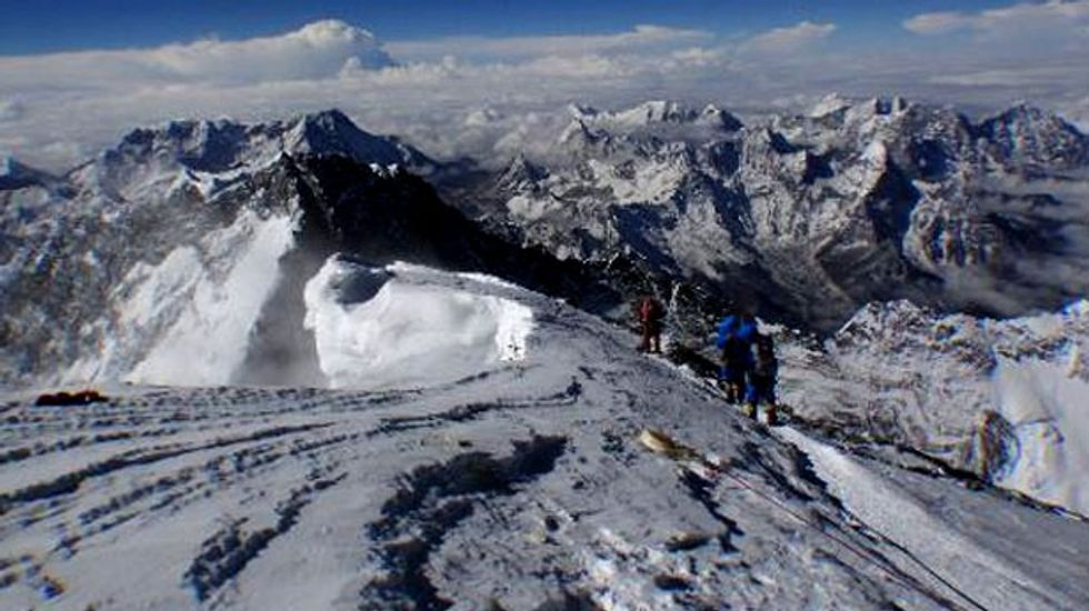 Nepal to slash fees to climb overcrowded Everest