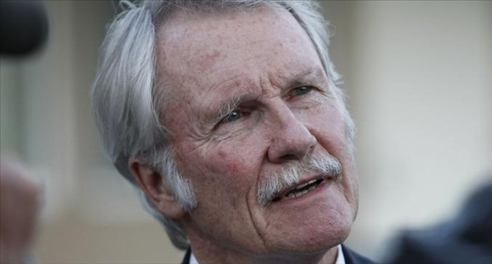Embattled Oregon Gov. John Kitzhaber: 'No intention of resigning' despite criminal investigation