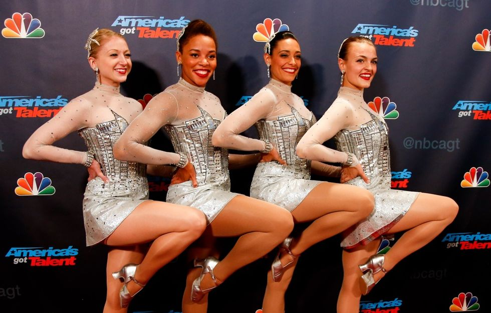 'You're asking us to be tolerant of intolerance': Rockettes reveal how they rejected Trump performance