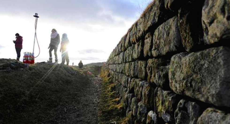 'Night hawks' plunder Roman artifacts from Hadrian's Wall: 'The history they are stealing belongs to all of us'