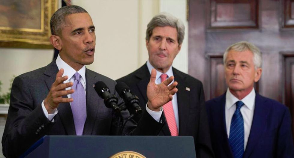 John Kerry tells Congress to authorize military action against Islamic State