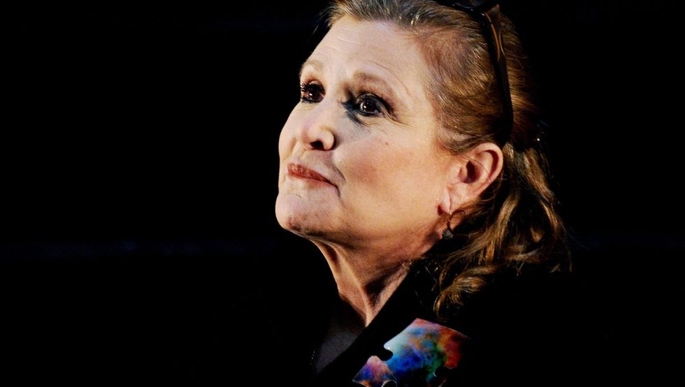 Carrie Fisher had cocaine and heroin in her system just before her death: autopsy