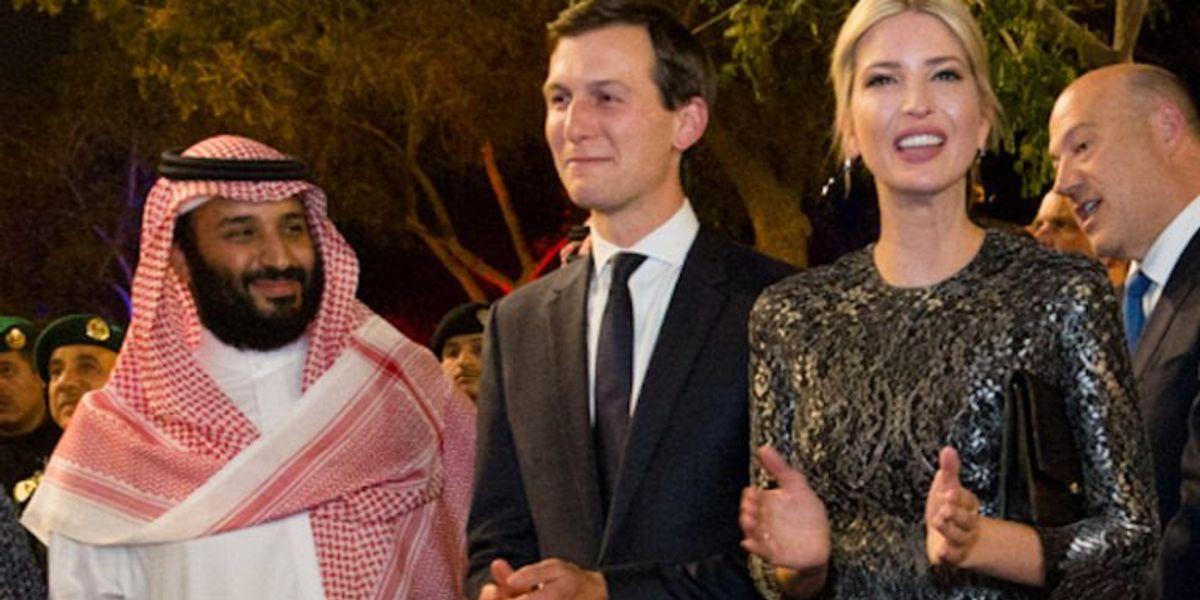 'Where's Jared Kushner?' New intel report blaming Saudi prince for Khashoggi murder raises questions