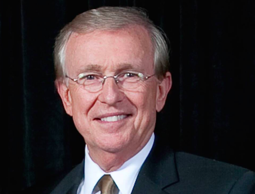 Chairman of Alabama GOP: Allowing same-sex marriage will bring down 'God's wrath' upon us