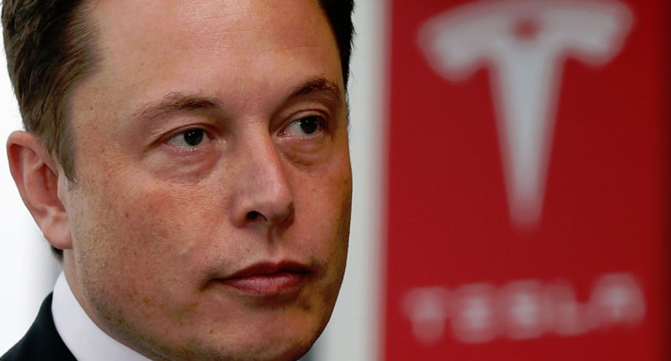 Tesla Motors years away from its goal of reaching Apple's market cap