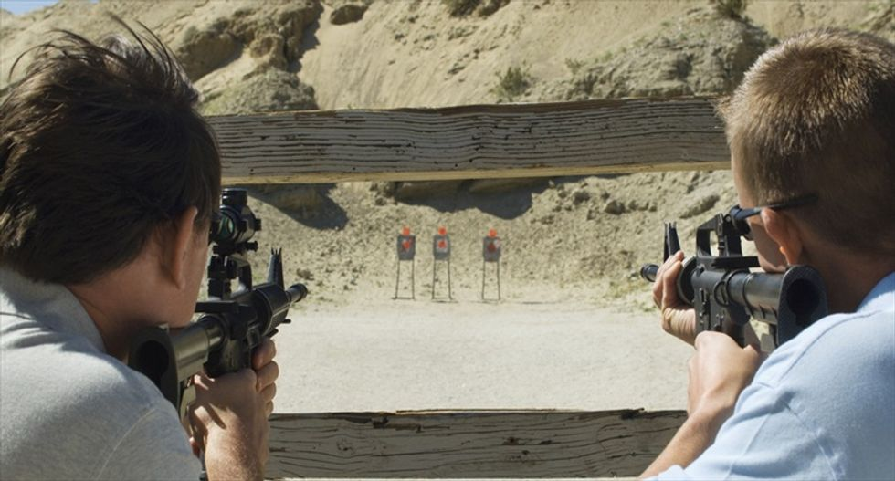 Utah lawmakers advance bill that would bring back firing squads
