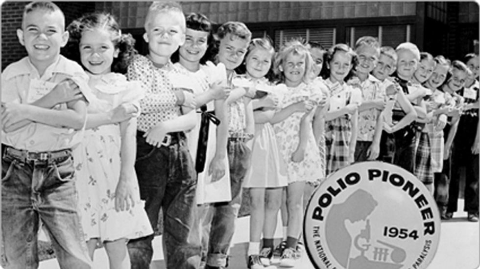 Lessons from how the polio vaccine went from the lab to the public that Americans can learn from today